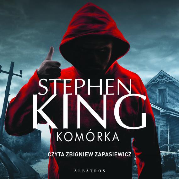 okładka KOMÓRKAaudiobook   MP3   Stephen King