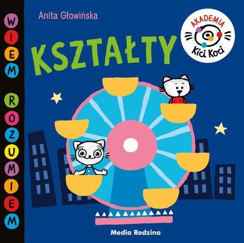 okładka Akademia Kici Koci Koloryksiążka |  | Anita Głowińska