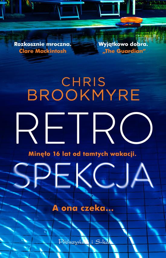 okładka Retrospekcjaebook   epub, mobi   Brookmyre Chris