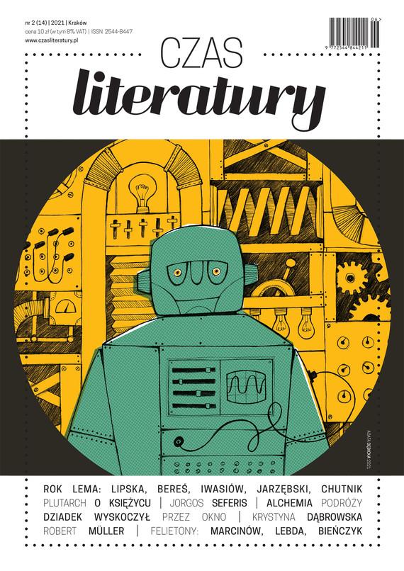 okładka Czas Literatury 2 (14) / 2021ebook | epub, mobi | autor zbiorowy