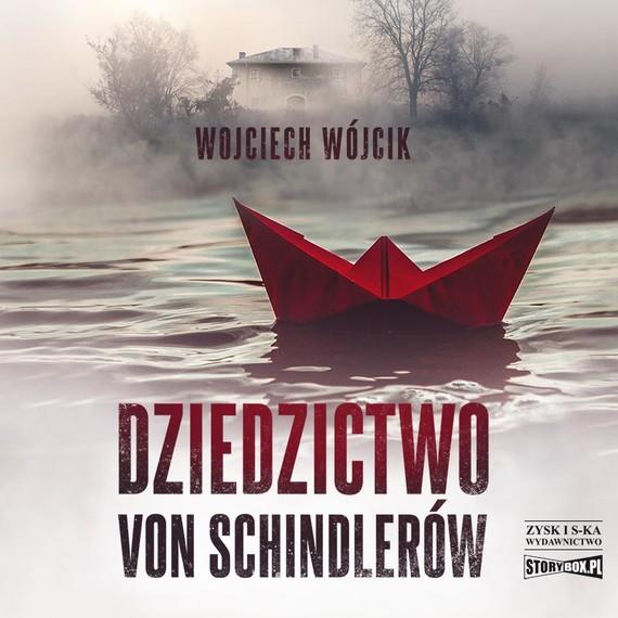 okładka Dziedzictwo von Schindlerówaudiobook   MP3   Wojciech Wójcik