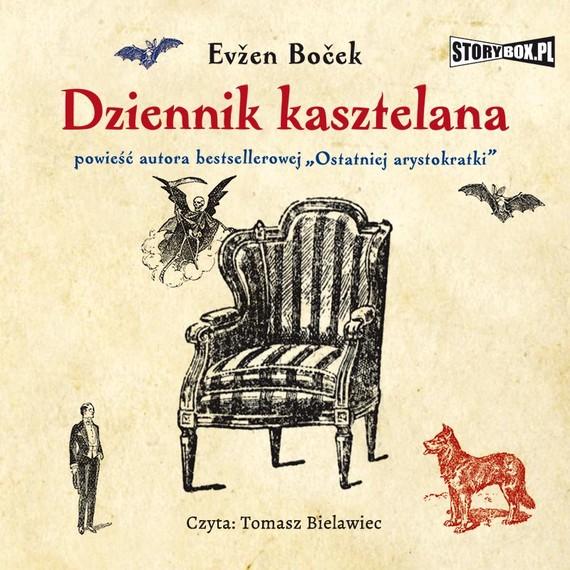 okładka Dziennik kasztelanaaudiobook   MP3   Evžen Boček