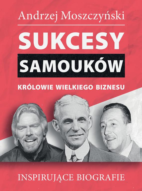 okładka Sukcesy samoukówebook | epub, mobi, pdf | Andrzej Moszczyński