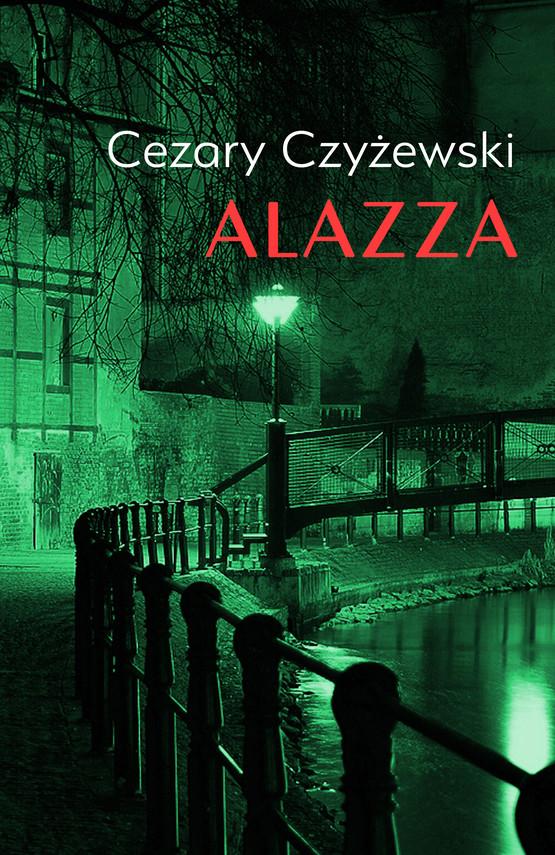 okładka Alazzaebook   epub, mobi   Cezary Czyżewski