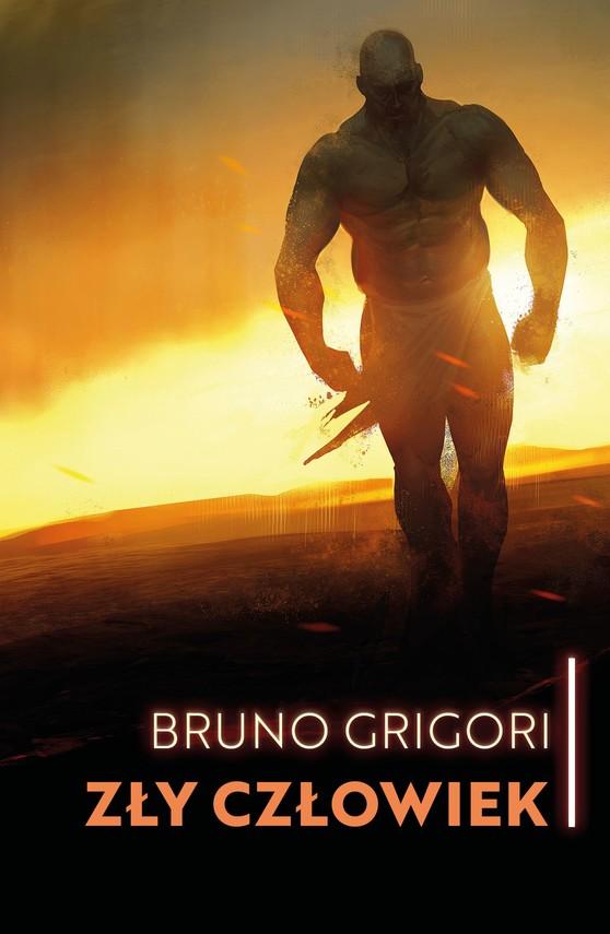 okładka Zły człowiekebook   epub, mobi   Bruno Grigori
