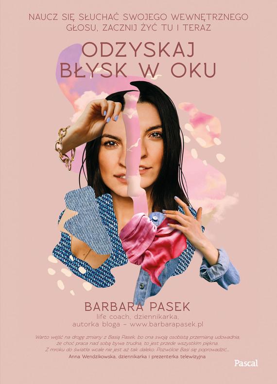 okładka Odzyskaj błysk w oku.ebook | epub, mobi | Pasek Barbara