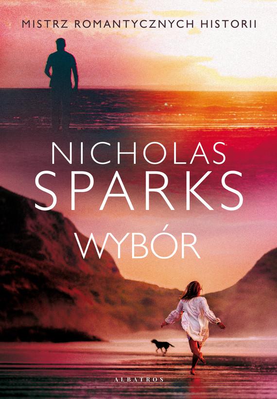okładka WYBÓRebook | epub, mobi | Nicholas Sparks