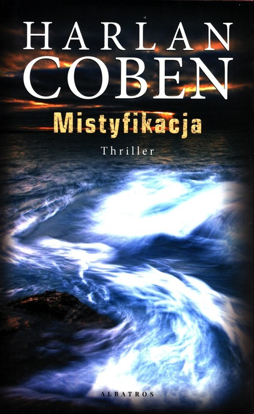 okładka Mistyfikacjaksiążka |  | Harlan Coben