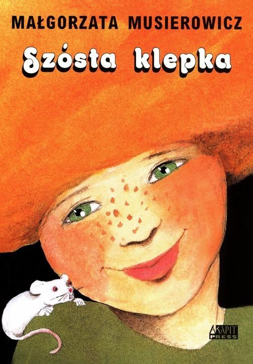 okładka Szósta klepkaksiążka |  | Małgorzata Musierowicz