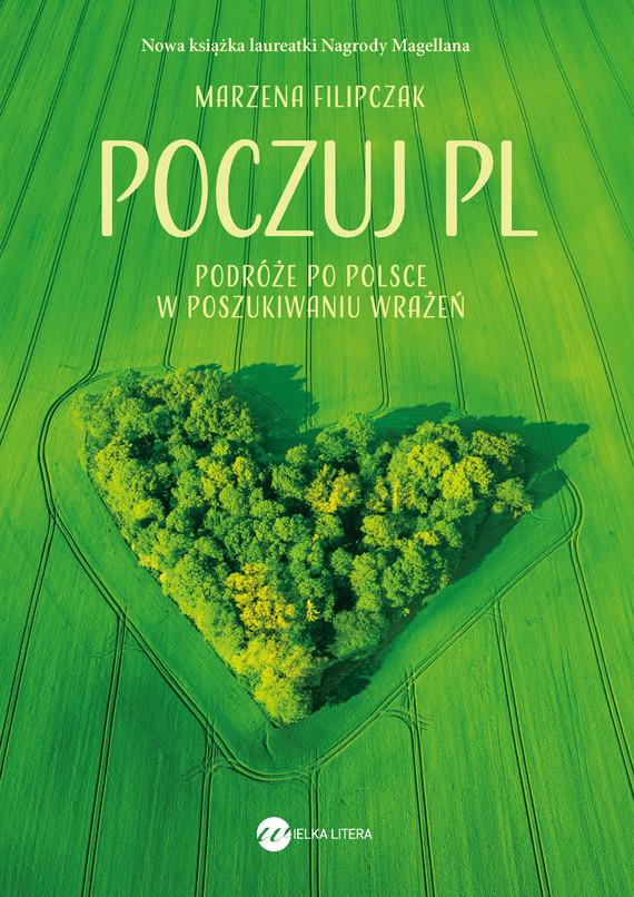 okładka Poczuj PLebook | epub, mobi | Marzena Filipczak