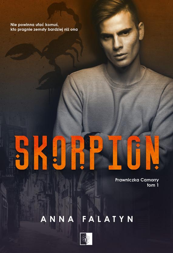 okładka Skorpionebook | epub, mobi | Anna Falatyn