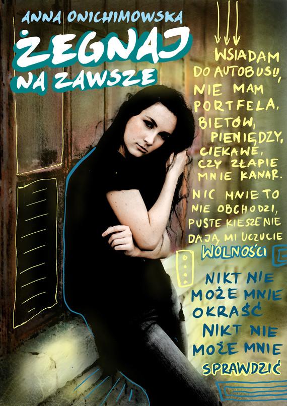 okładka Żegnaj na zawszeebook   epub, mobi   Anna Onichimowska