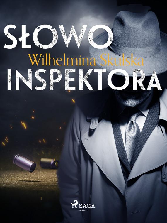 okładka Słowo inspektoraebook   epub, mobi   Wilhelmina Skulska
