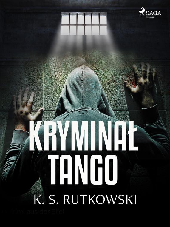 okładka Kryminał tangoebook   epub, mobi   K. S. Rutkowski