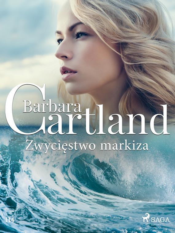 okładka Zwycięstwo markiza - Ponadczasowe historie miłosne Barbary Cartlandebook | epub, mobi | Cartland Barbara