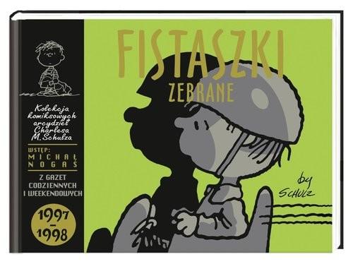 okładka Fistaszki zebrane 1997-1998książka |  | Schulz Charles M.