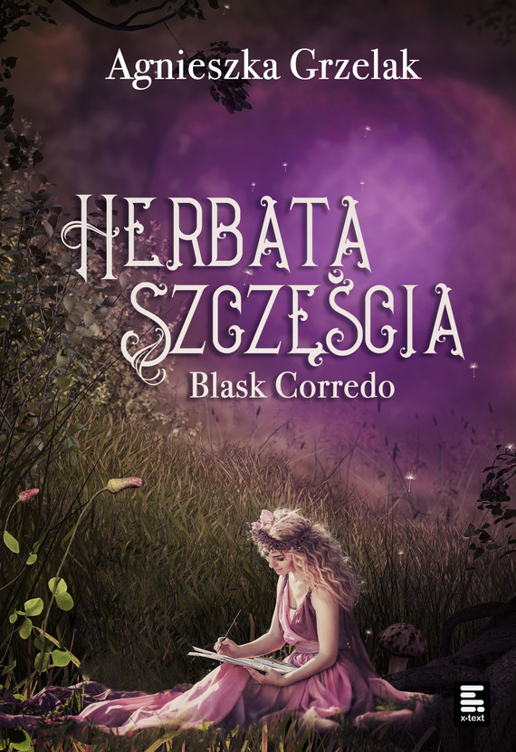 okładka Herbata szczęściaebook   epub, mobi   Agnieszka Grzelak