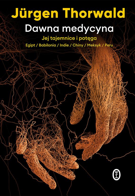 okładka Dawna medycynaebook   epub, mobi   Jürgen Thorwald