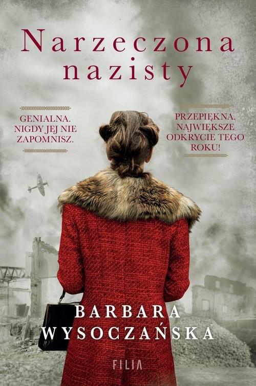 okładka Narzeczona nazistyksiążka |  | Barbara Wysoczańska