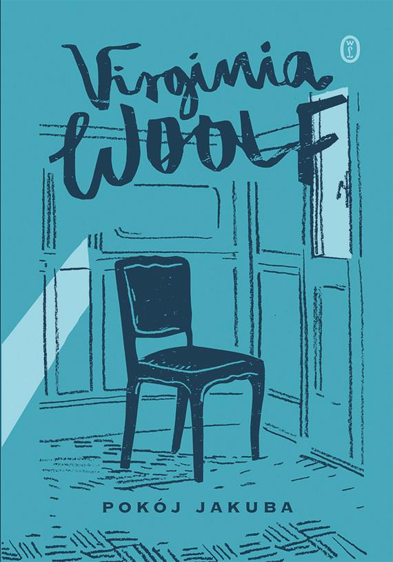 okładka Pokój Jakubaebook   epub, mobi   Virginia Woolf