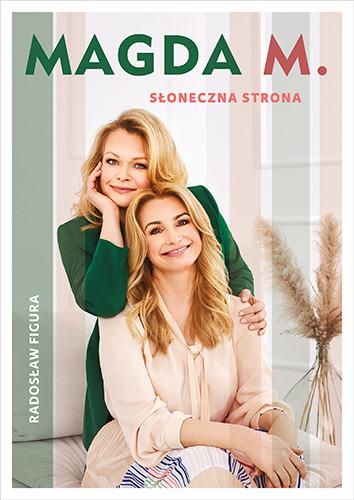 okładka Magda M. Słoneczna strona książka |  | Radosław Figura