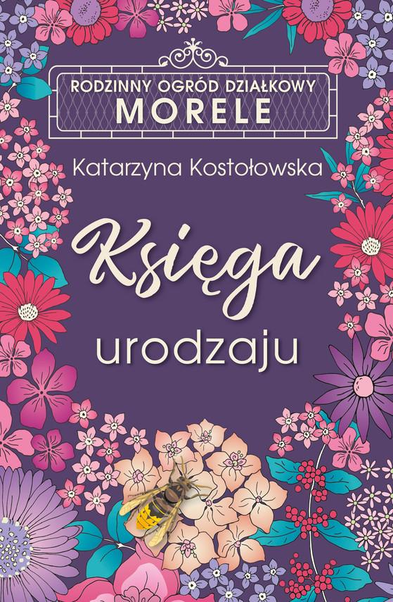 okładka Księga urodzajuebook   epub, mobi   Katarzyna Kostołowska