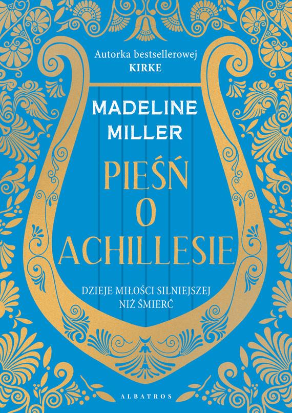 okładka PIEŚŃ O ACHILLESIEebook   epub, mobi   Madeline Miller