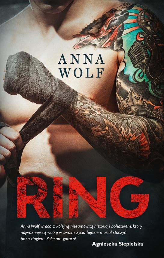 okładka Ringebook   epub, mobi   Anna Wolf