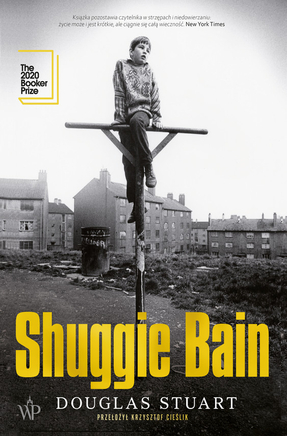 okładka Shuggie Bainebook | epub, mobi | Douglas Stuart
