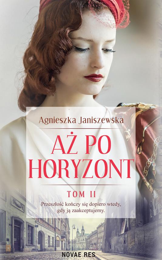 okładka Aż po horyzont tom IIebook   epub, mobi   Agnieszka Janiszewska