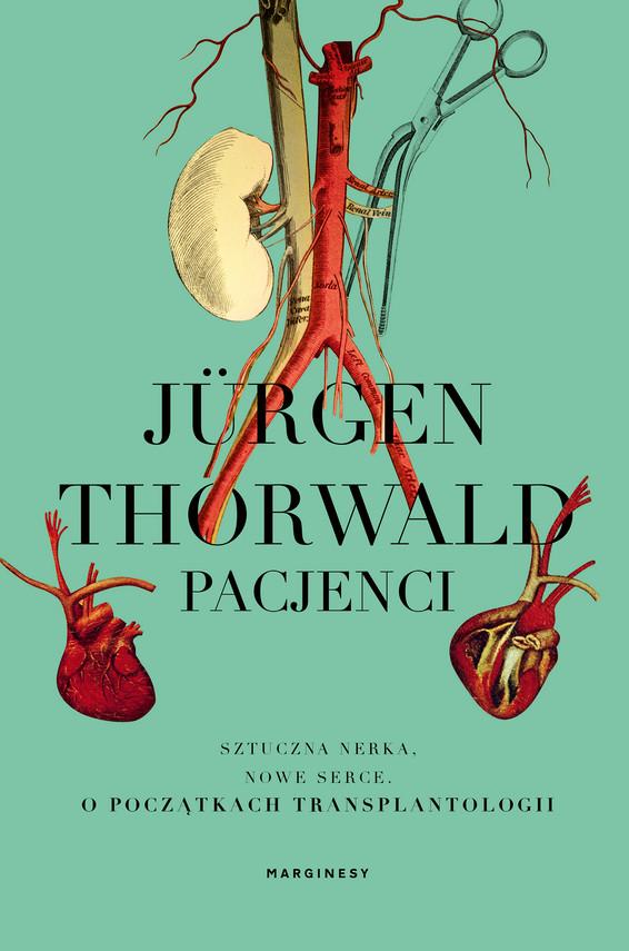 okładka Pacjenciebook   epub, mobi   Jürgen Thorwald