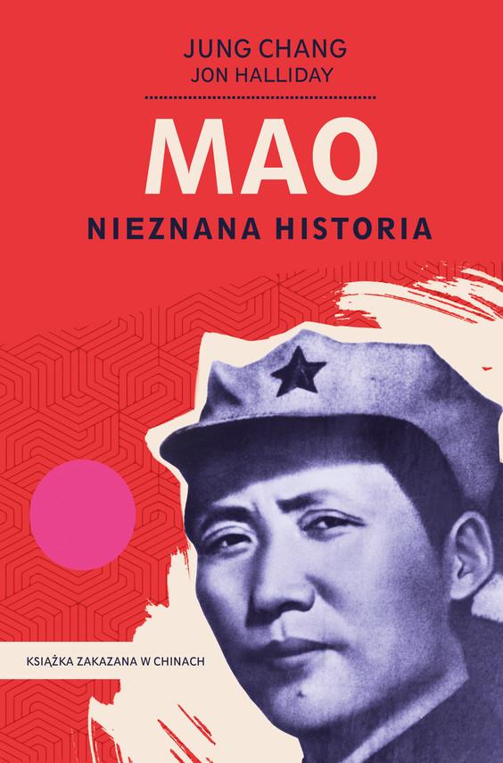 okładka Mao. Nieznana historiaebook   epub, mobi   Jung Chang