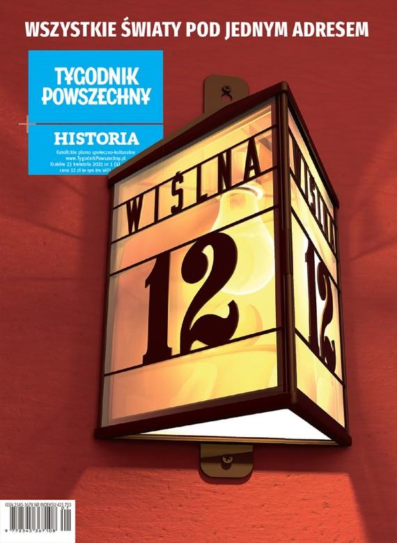 okładka Tygodnik Powszechny Historia Wiślna 12ebook | epub, mobi | Opracowanie zbiorowe