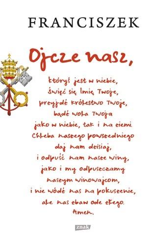 okładka Ojcze naszksiążka      (papież) Franciszek