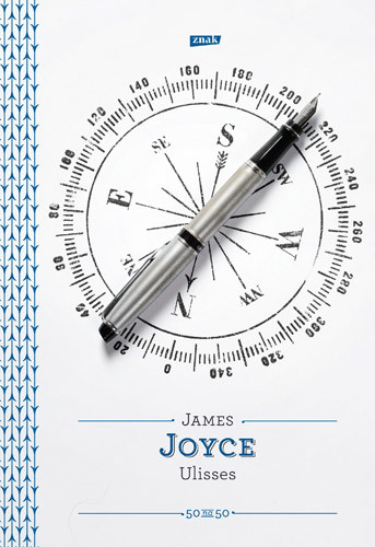 okładka Ulissesksiążka      James Joyce