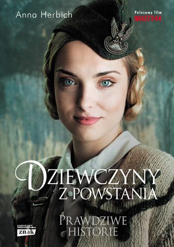 okładka Dziewczyny z Powstaniaksiążka      Anna Herbich