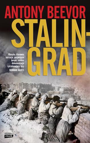 okładka Stalingradksiążka |  | Antony Beevor