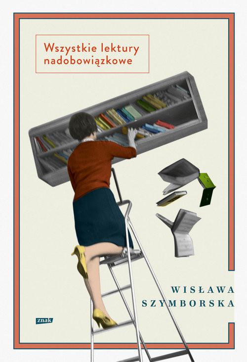 okładka Wszystkie lektury nadobowiązkoweksiążka |  | Wisława Szymborska