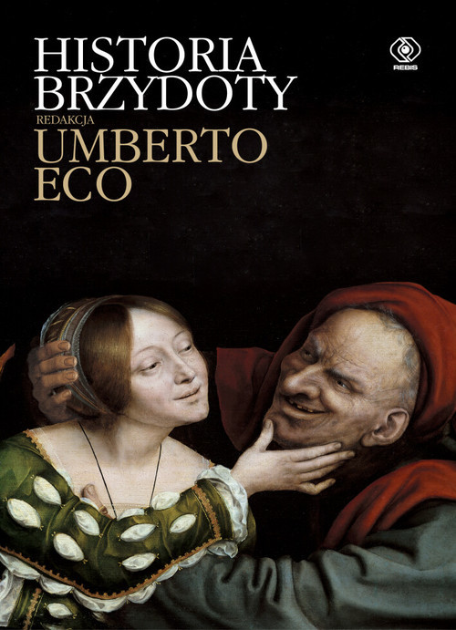 okładka Historia brzydotyksiążka      Umberto Eco