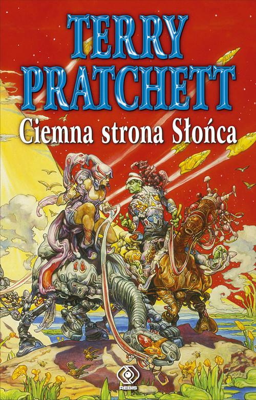 okładka Ciemna strona Słońcaksiążka |  | Terry Pratchett