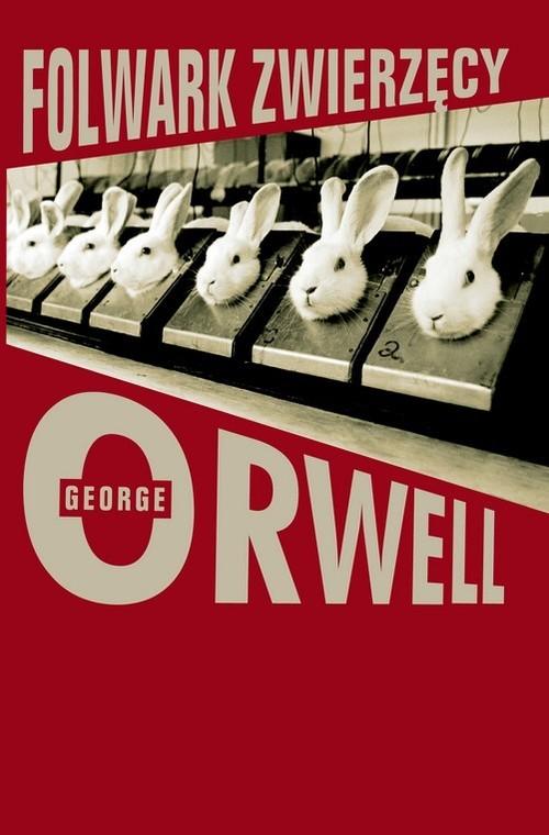 okładka Folwark zwierzęcyksiążka      George Orwell