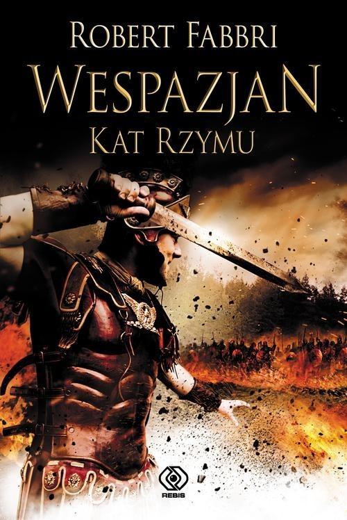 okładka Wespazjan Kat Rzymuksiążka      Robert Fabbri