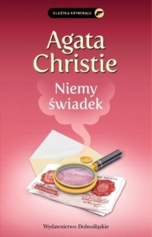 okładka Niemy świadekksiążka |  | Agata Christie
