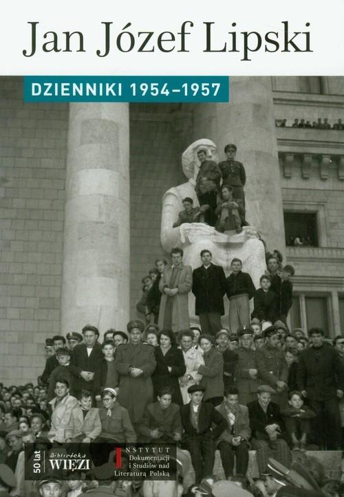 okładka Dzienniki 1954-1957książka      Jan Józef Lipski