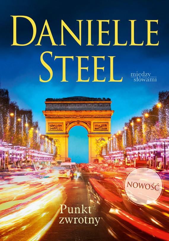 okładka Punkt zwrotnyebook | epub, mobi | Danielle Steel