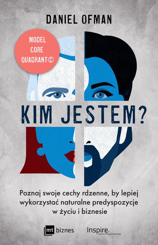 okładka Kim jestem?ebook | epub, mobi | Daniel Ofman