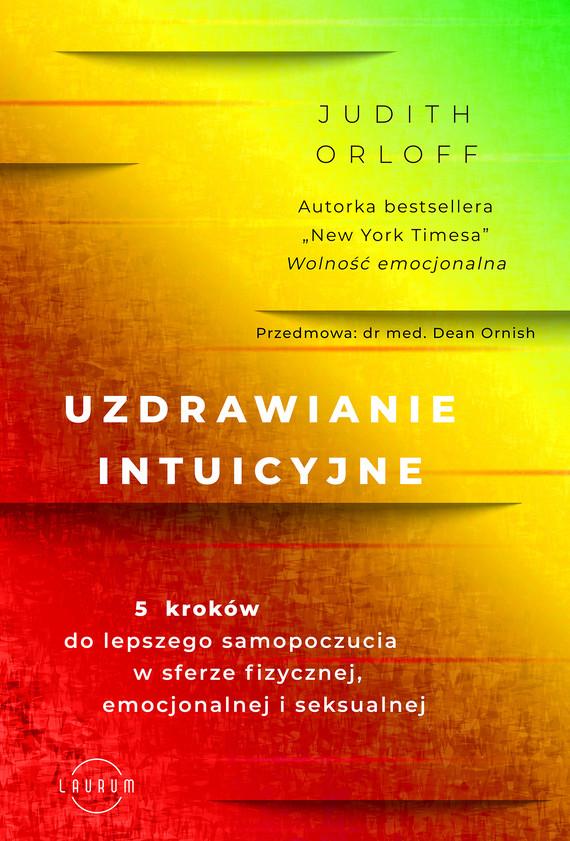 okładka Uzdrawianie intuicyjneebook | epub, mobi | Judith Orloff