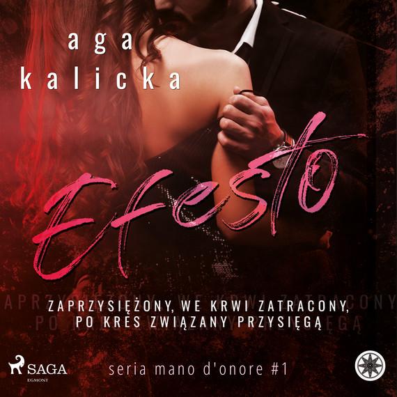 okładka Efestoaudiobook   MP3   Agnieszka Kalicka