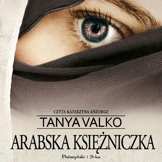 okładka Arabska księżniczkaaudiobook   MP3   Tanya Valko