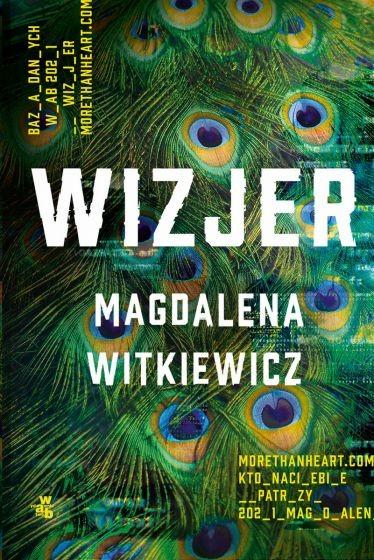 okładka Wizjerksiążka |  | Magdalena Witkiewicz